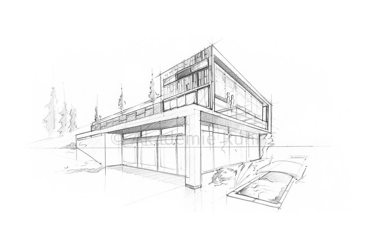 Mappenbeispiele architektur akademie ruhr for Studium der architektur
