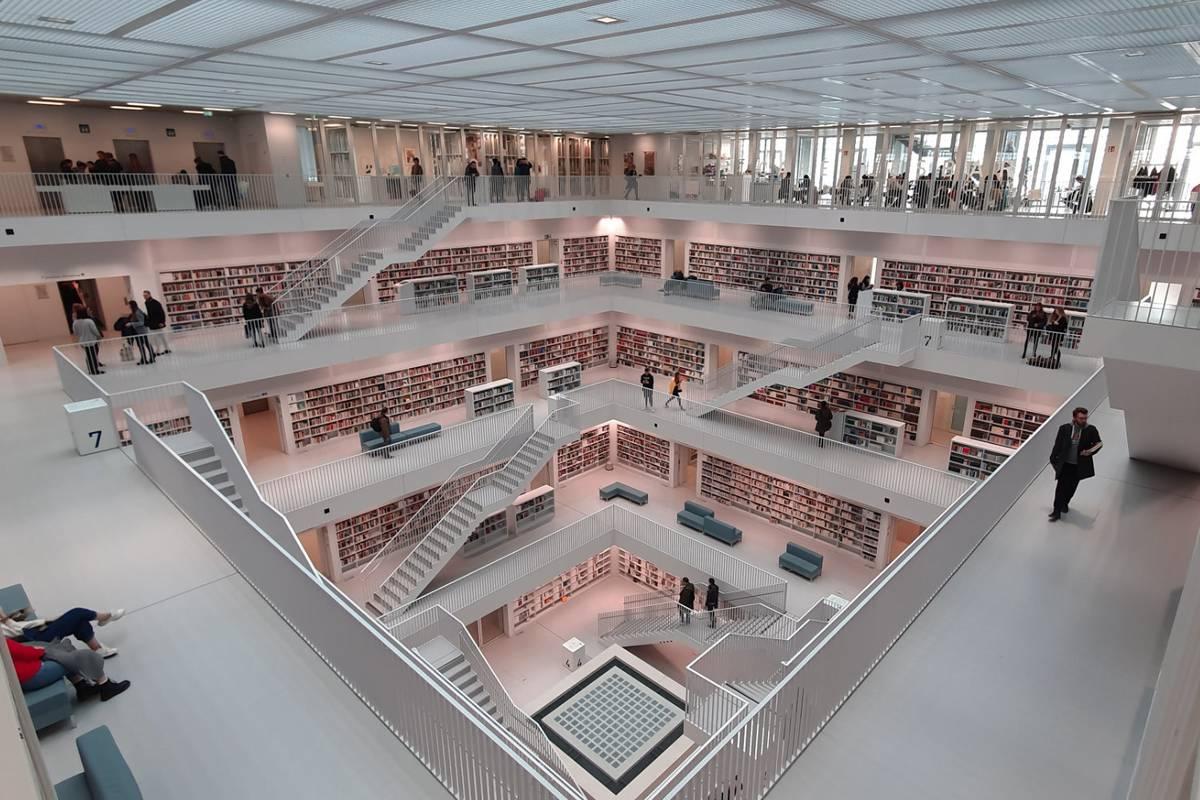Architektur studieren an der Uni Stuttgart  Mappenkurs Stuttgart ...