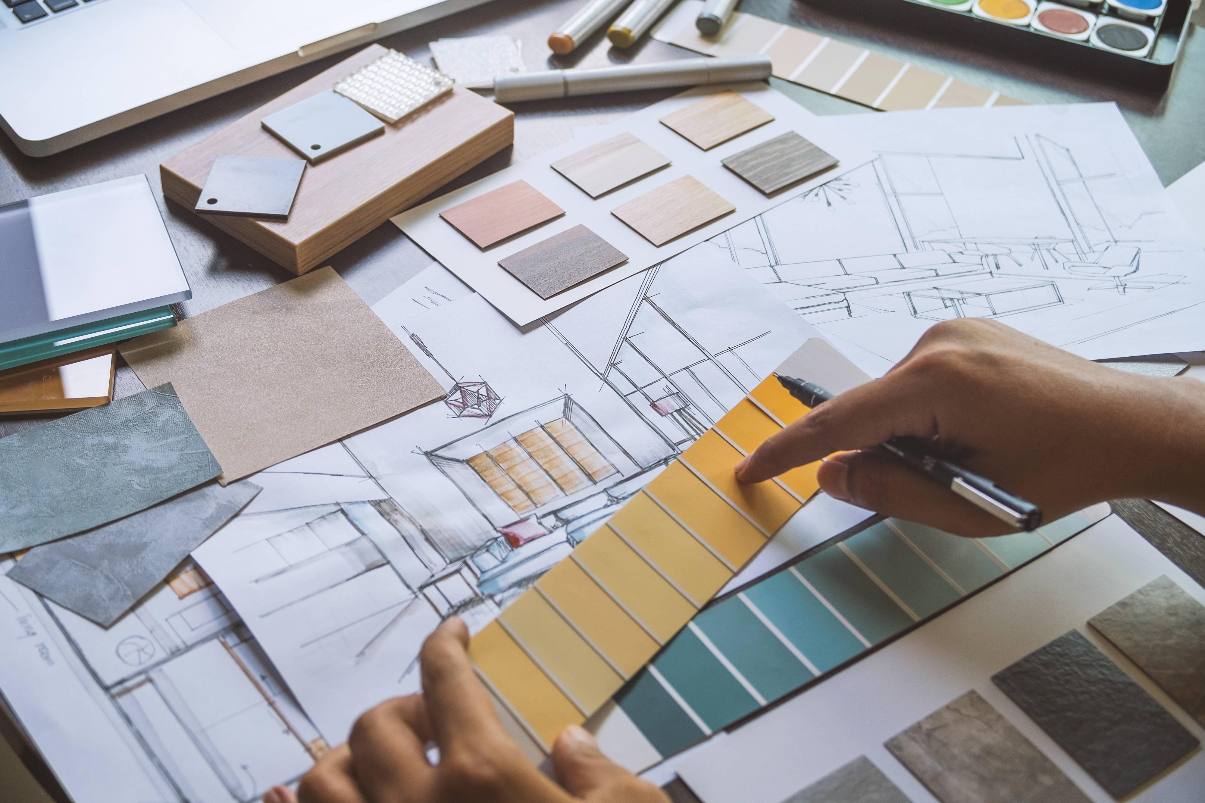 Studiengang Innenarchitektur   Conceptual Design   Akademie Ruhr